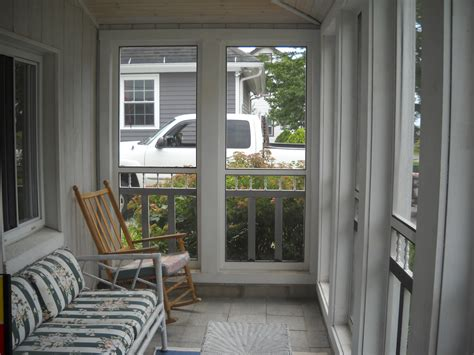 ideas front: the screened in front porch is basically a blank slate it needs