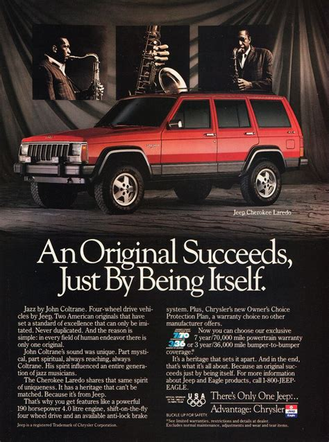 12 Best Jeep Ads 1990s Images On Pinterest 1990s Jeep