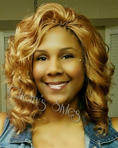 crochet braids with color kima wave crochet braids in in colors 27 and 30