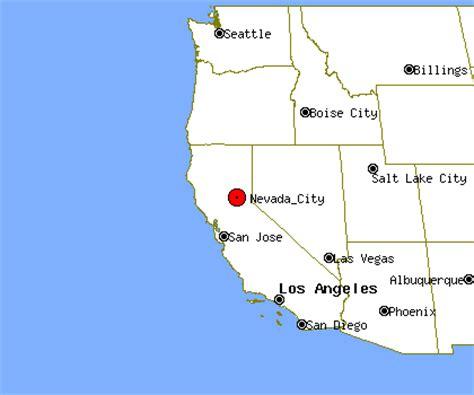 california map nevada city nevada city profile nevada city ca population crime map