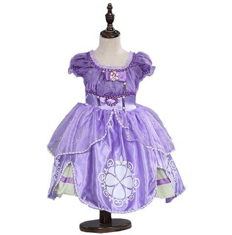 Sale Selimut Princess Sofia sale princess sofia dresses clothes for cocktail dress puff sleeve vestido
