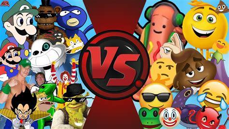 memes  emojis mlg  youtube poop   emoji