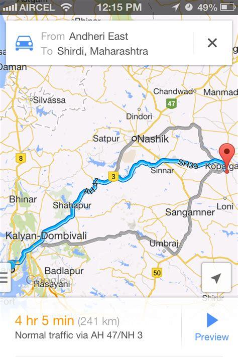 Renting a Car from Mumbai to Shirdi – Carrentalmumbai.net