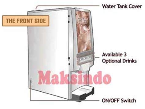 Mesin Mixing Kopi mesin pembuat kopi otomatis instant coffee vending terbaru