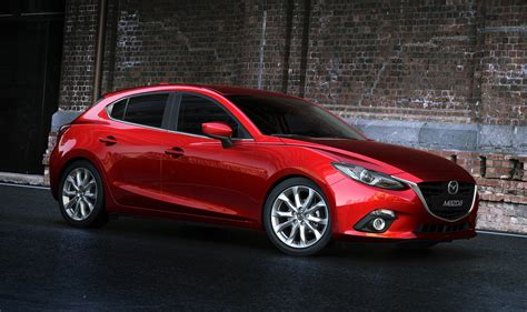 new mazda 3 mazda 3 new small car won t join sub 20k price war photos