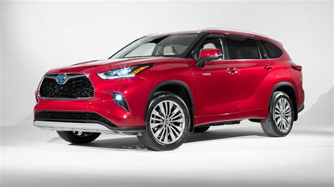 Toyota New 2020 by All New 2020 Toyota Highlander Debuts It Has What