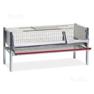 gabbie per quaglie usate gabbia per quaglie pulcini predisposta riscaldata posot