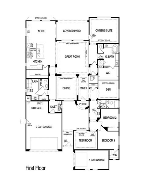 pulte homes plans 32 best pulte homes floor plans images on pinterest