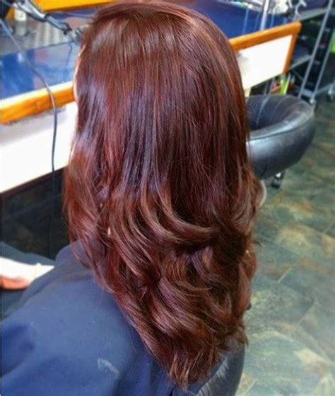 hair color chocolate cherry 25 best ideas about chocolate cherry hair color on