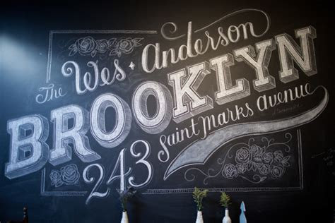 design font blackboard chalkboard art zoe naylor graphic design