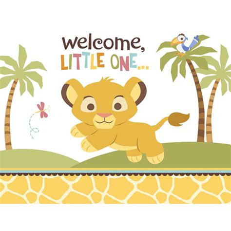 9 free lion king baby shower invitations kitty baby love