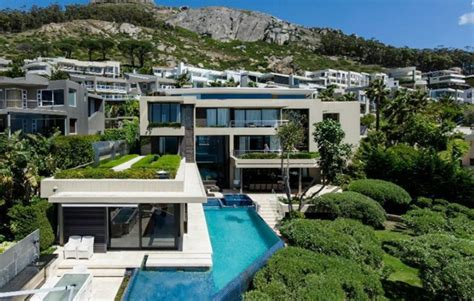 South African Kitchen Designs r200 million cape town mansion hits slowing market