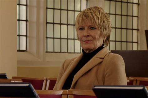 eastenders spoilers shirley makes appearance at