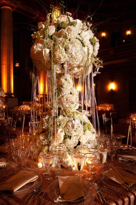 Flower Wedding Reception Centerpieces by Centerpieces For Weddings Without Flowers 99 Wedding Ideas