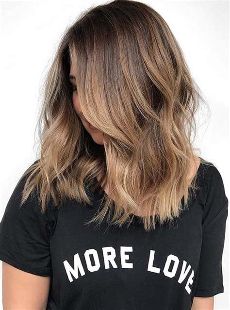 hair color for medium hair 22 pretty ombre hair color ideas for medium hair
