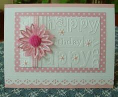 card ideas using cuttlebug birthday card ideas using embossing folders images