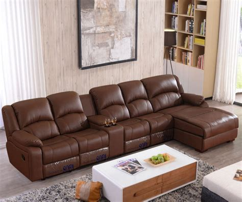 L Shaped Recliner Sofa L Shaped Reclining Sofa Luxury L Shaped With Recliner 34 Additional Modern Sofa Thesofa