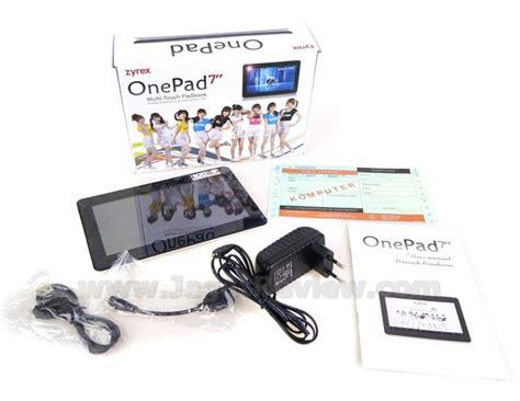 Tablet Zyrex Onepad Sm746 review zyrex onepad sm746 tablet android ics murah seharga 800 ribuan rupiah jagat review