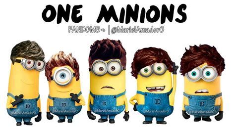 imagenes de los minions one direction one direction minions pictures www imgkid com the