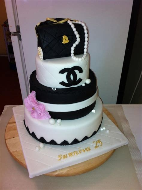 Happy 50th Birthday Chanel Shoes by Chanel Birthday Cake Cakecentral