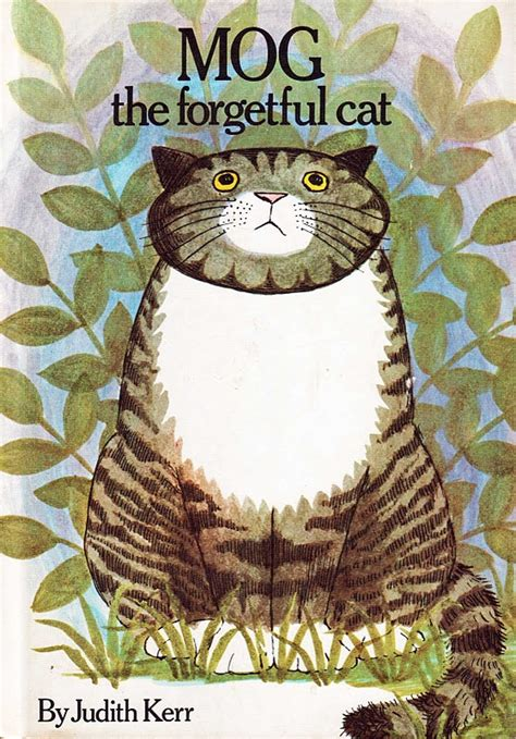 mog the forgetful cat b00830slnc mog the forgetful cat by judith kerr illustration