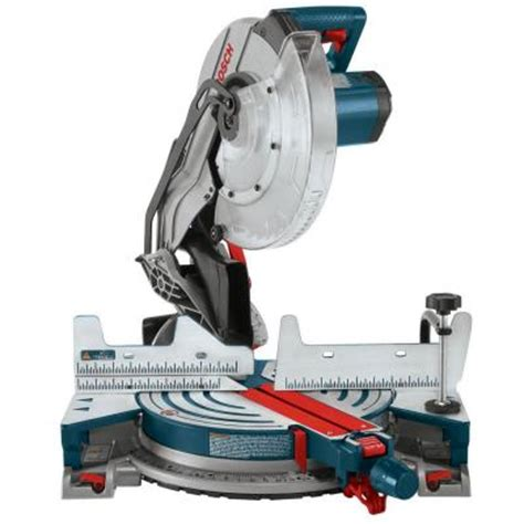 bosch 15 12 in single bevel compound miter saw cm12
