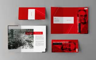 Template Inspiration by 20 Simple Yet Beautiful Brochure Design Inspiration