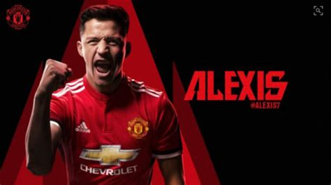 alexis sanchez man u alexis sanchez manchester united transfer confirmed