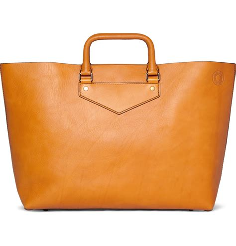 Leather Totebag burberry prorsum leather tote bag s bags