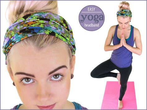 hairstyles with stretchy headbands stretchy yoga headbands pleated turban styles these