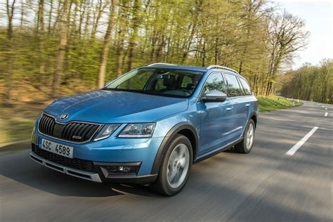 used skoda octavia scout skoda octavia scout 2 0 tdi 150 4x4 facelift 2017 review