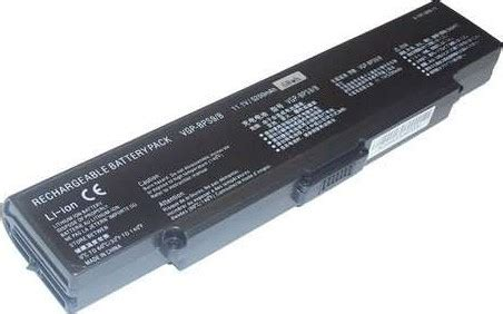 Baterai Laptop Replacement Sony Vgp Bpl9 Bps9 replacement laptop battery for sony vaio pcg vgn ar vgn cr vgn nr vgn sz series pn vgp bps9