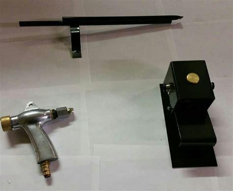 blast cabinet replacement gun gun foot control pickup tube badboy blasters