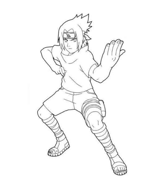 free coloring pages of with rasengan