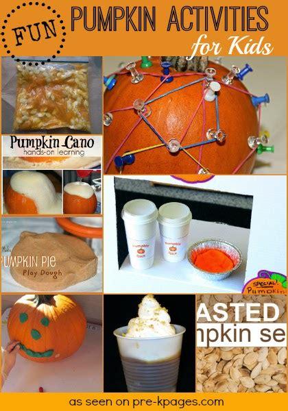 pumpkin activities pumpkin activities living