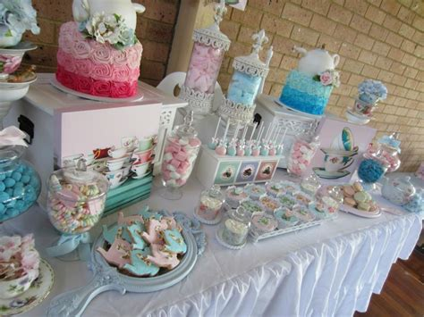High Tea Baby Shower by Baby Shower Food Ideas Baby Shower Ideas High Tea