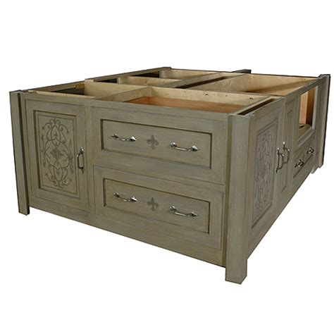 Handmade Kitchen Islands by Kitchen Island J Tribble