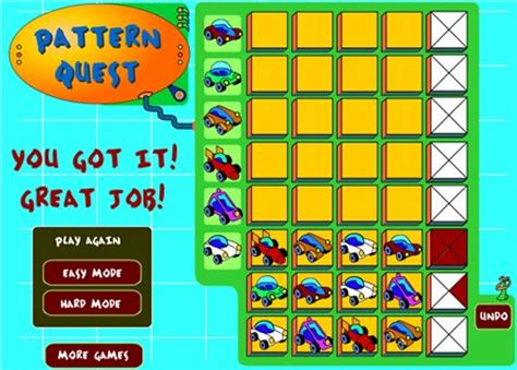 pattern games interactive using applying archives maths zone cool learning games