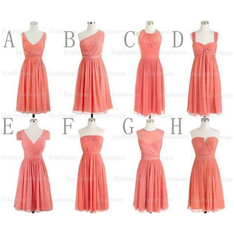 Coral Bridesmaid Dress by Coral Bridesmaid Dresses Bridesmaid Dresses
