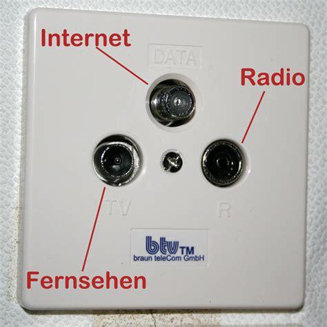 Kabel Tv kabel deutschland tv dosen anschluss fernsehen fernseher