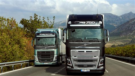 volvo lorries uk in driving seat with deal for volvo lorries