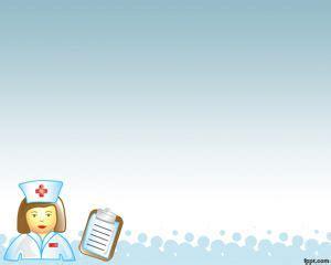 Free Nursing Powerpoint Templates Nurse Powerpoint Template