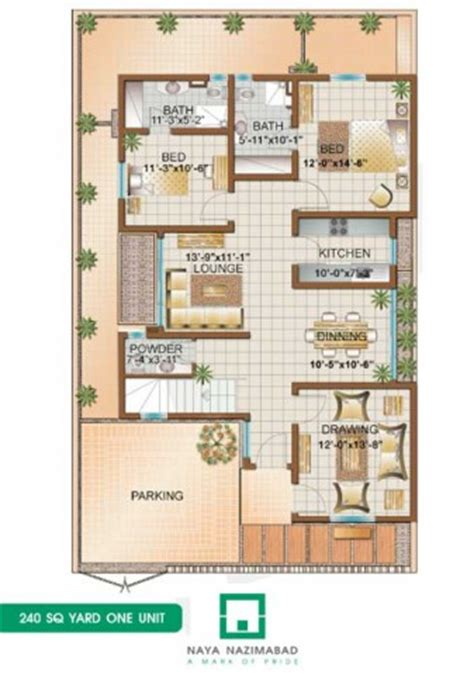 240 yard home design bungalow 240 sq yards one unit ground floor real estate