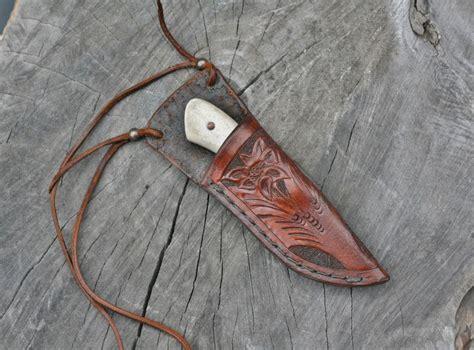 Handmade Neck Knife - handmade neck knife 28 images custom handmade damascus
