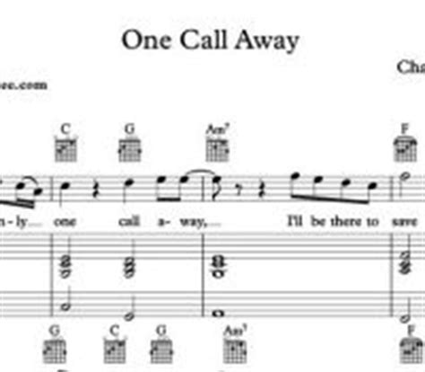charlie puth quot one call away quot arr mac huff satb choir charlie brown christmas song piano sheet music pdf may