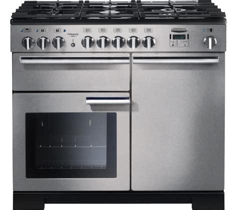 Oven Gas Platinum rangemaster platinum 110 dual fuel range cooker stainless