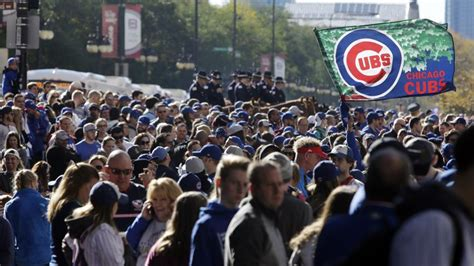 chicago cubs parade map photos thousands celebrate during chicago cubs victory