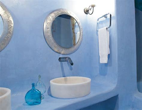 greek bathroom ideas greek decor style in white and blue at mykonos blue resort