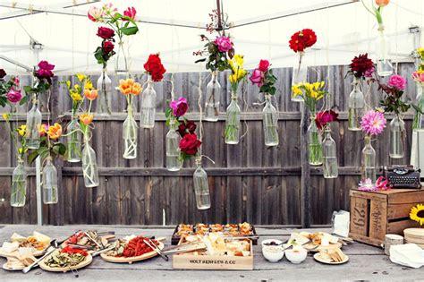 G Nstige Deko F R Hochzeit g 252 nstige und creative garden wedding deko ideen bunte