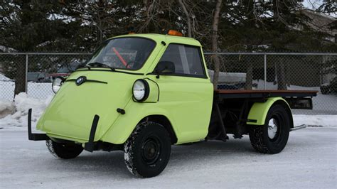 Bmw Truck by Bmw Isetta For Sale The Drive